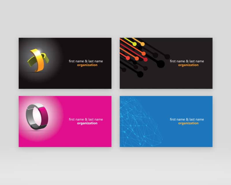 Business Cards Printing Services & Design | Bertec Graphix TT